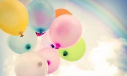 Balon Gergi Tavan Modelleri