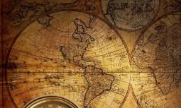 Harita Gergi Tavan Modelleri